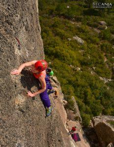 Klettern in Siurana