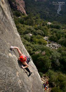Curso de Escalada deportiva – Del rocódromo a la roca