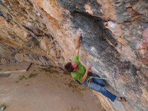 Climbing camp Spain - coaching and climbing
