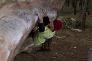Boulder workshop in Albarracín