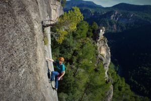 Climbing Day in Siurana