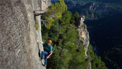 Bautizo de escalada