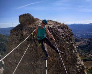 Vía ferrata – La Morera de Montsant